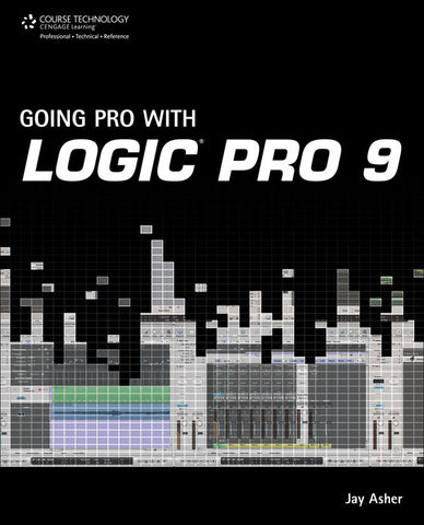 Going Pro with Logic Pro 9 (Book)