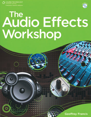 The Audio Effects Workshop (Book & DVD)