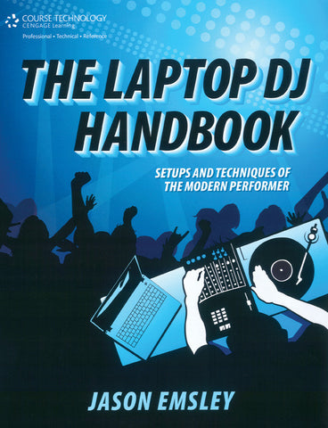 The Laptop DJ Handbook (Book)