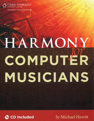 Harmony for Computer Musicians (Book & CD)