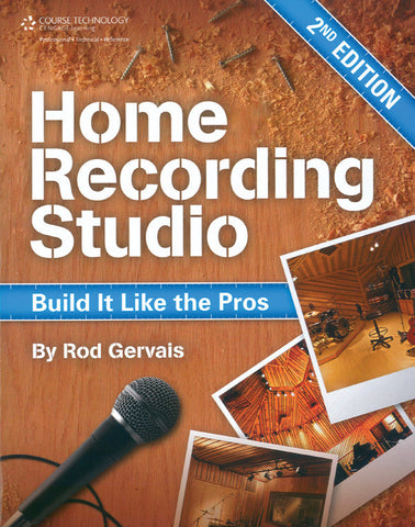 Home Recording Studio (2nd Edition) (Book)