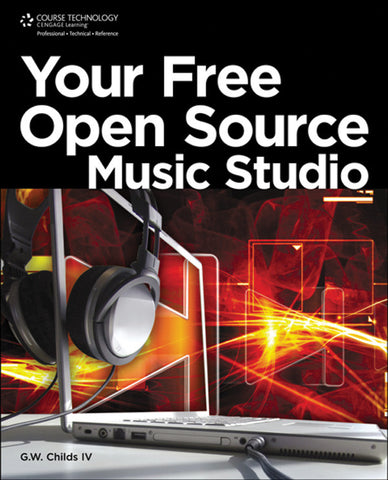 Your Free Open Source Music Studio (Book)
