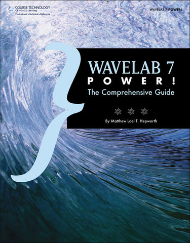 Wavelab 7 Power! (Book)
