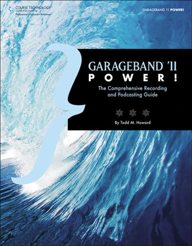 GarageBand '11 Power! (Book)