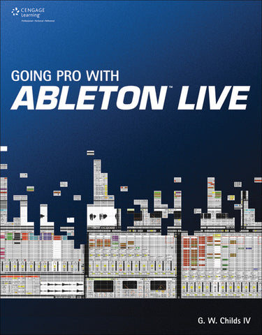 Going Pro with Ableton Live (Book)