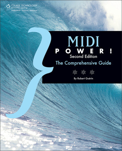 MIDI Power! (2nd Edition) (Book)