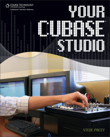 Your Cubase Studio (Book)