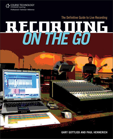 Recording on the Go (Book)