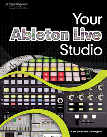 Your Ableton Live Studio (Book)