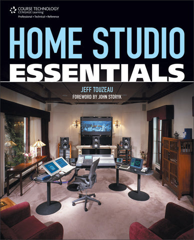 Home Studio Essentials (Book)