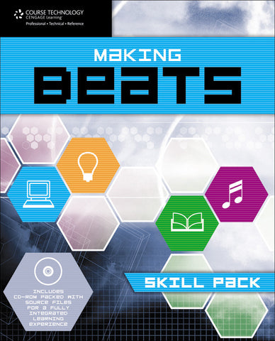 Making Beats: Skill Pack (Book & CD-ROM)