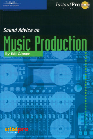 Sound Advice on Music Production (Book & CD)