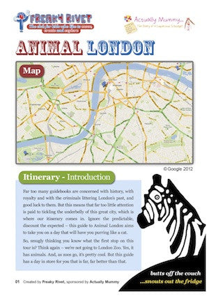 Animal London Family Day Out