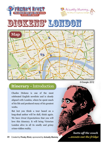 Dickens London Family Day Out