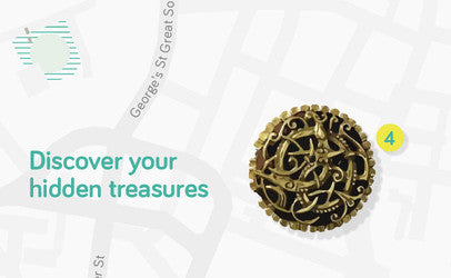 Discover hidden treasures