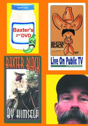 BAXTER BLACK'S 2ND DVD