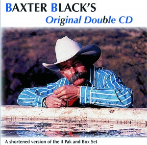 BAXTER BLACK'S DOUBLE CD