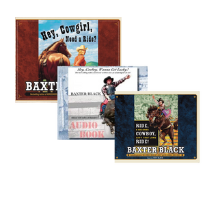 Rodeo Re-Ride Three Audiobook Collection (PHYSICAL CDS)