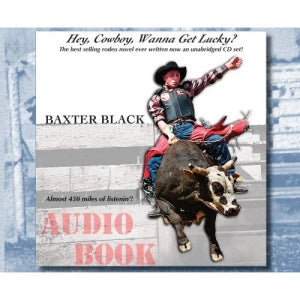 HEY, COWBOY, WANNA GET LUCKY? UNABRIDGED AUDIO BOOK