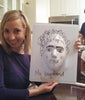 3D Dry Erase Board Face