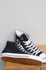 CONS CTAS Pro High Top (Black/White)