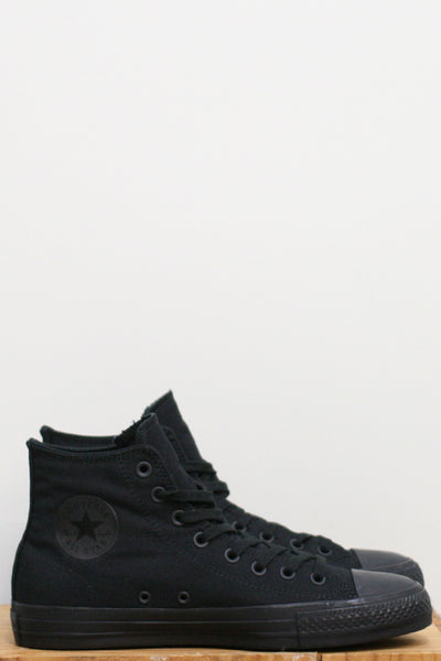 CONS CTAS Pro High Top (Black/Black)