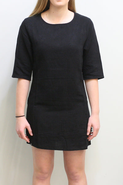 Evie Dress (Black)