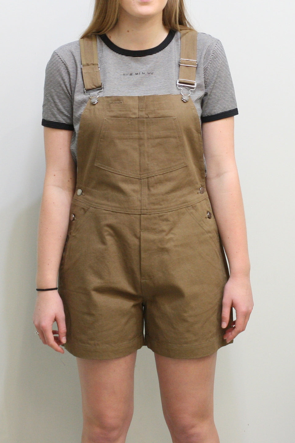 Dungaree - Tan