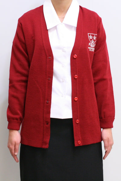 Girls Senior Cardigan