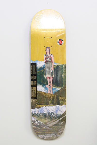 Collage Deck - Aunty (Mellow 8.375 x 31.7)