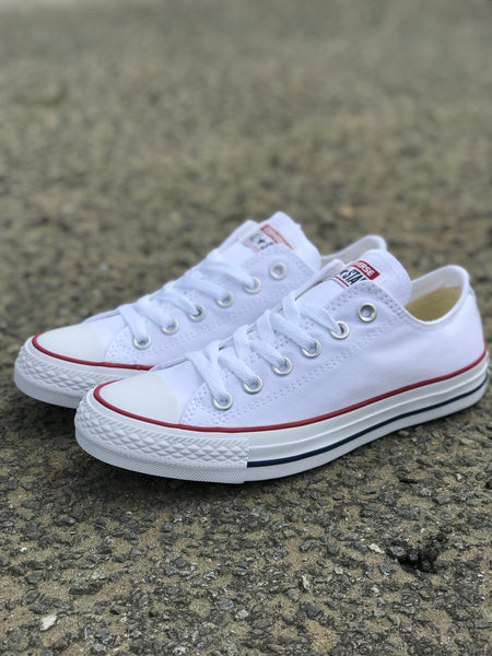 Chuck Optical White Low