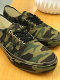 Vans Authentic (Mono Print) Classic Camo