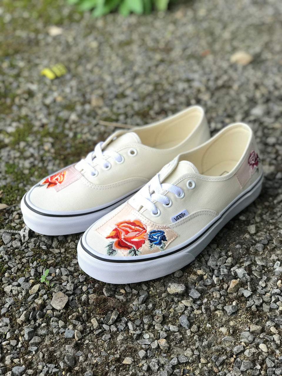 Vans Authentic (Satin Patchwork) Classic