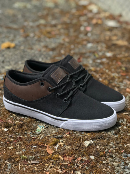 Mahalo (Black Twill/Brown)