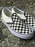 Vans Classic Slip On - Black/White Checkered
