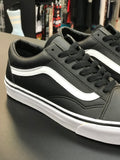 Vans Old Skool (Classic Tumble) Black/White