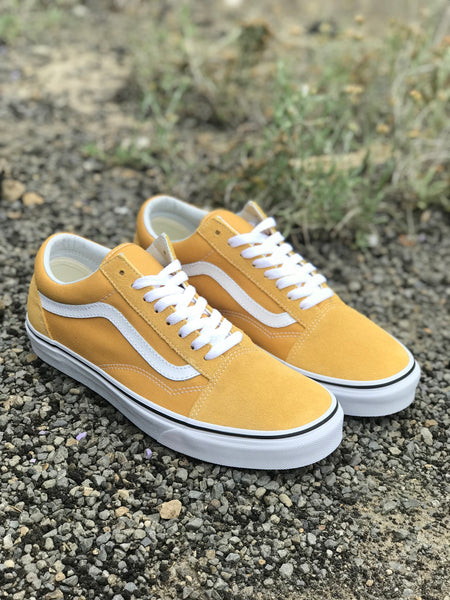 Vans Old Skool (Ochre/True White)