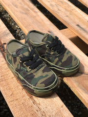 TODDLERS Authentic (Mono Print) Classic Camo