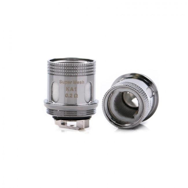 GeekVape Super Mesh & IM Replacement Coils (Pack of 5) - EmpireVape.com