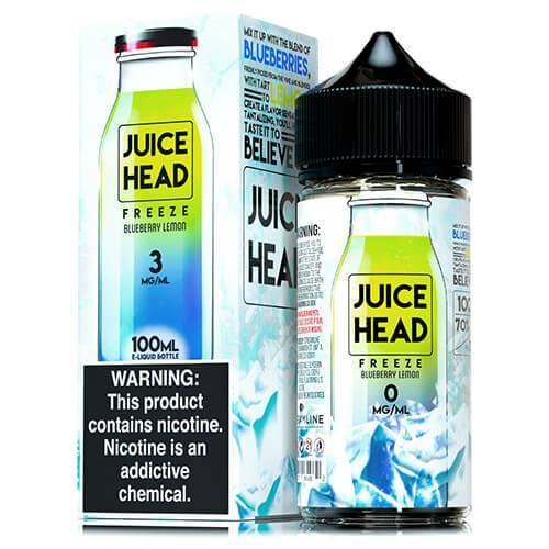 Juice Head Freeze Series - Blueberry Lemon