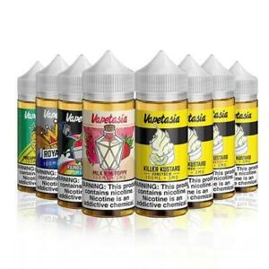 Vapetasia Collection 100ml Vape Juice