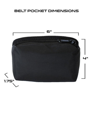 Waist Belt Pocket