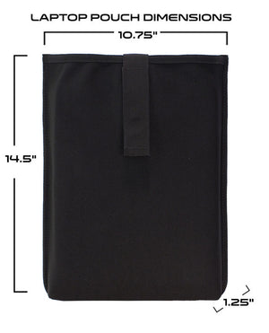 Laptop Pouch for PACKS