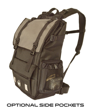 Waterproof backpack Navigator 30 side pocket
