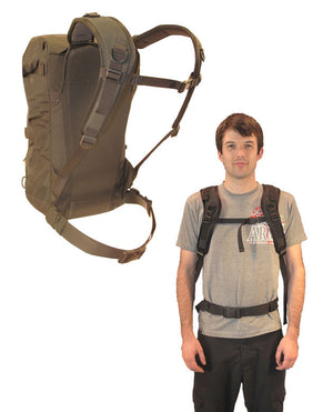 Waterproof backpack Navigator 30 mens