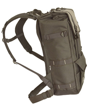 Waterproof backpack Navigator 30 side