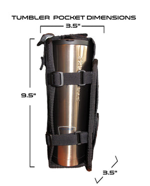 Tumbler Side Pocket