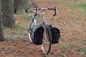 Retro 20 Waterproof Rear Pannier