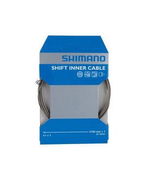 Shimano Stainless Steel Shift Cable (1.2x2100-mm)