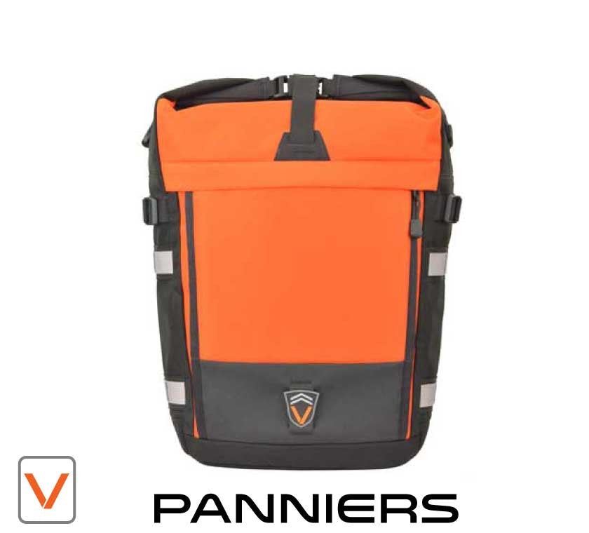 waterproof  pannier & bike bags
